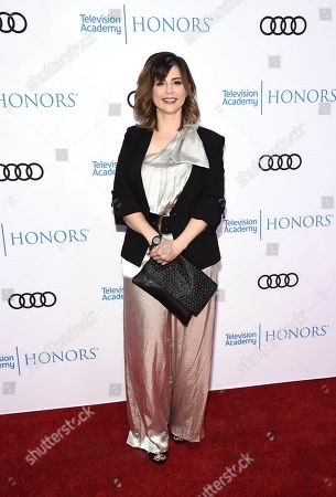 Editorial image of 11th Annual Television Academy Honors - Arrivals, Los Angeles, USA - 31 May 2018