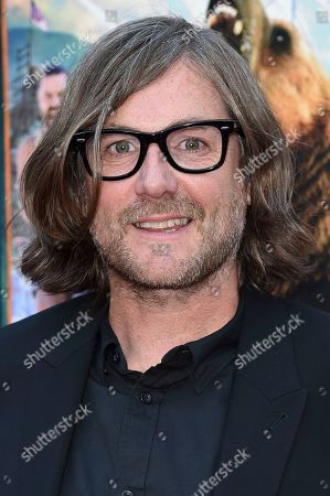 """Tim Kirkby attends the LA Premiere of """"Action Point"""" at ArcLight Hollywood, in Los Angeles"""