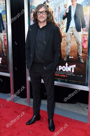 """Stock Image of Tim Kirkby attends the LA Premiere of """"Action Point"""" at ArcLight Hollywood, in Los Angeles"""