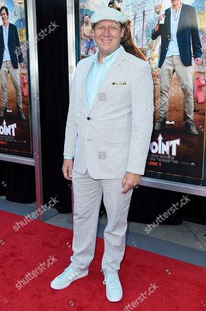 "Dan Bakkedahl attends the LA Premiere of ""Action Point"" at ArcLight Hollywood, in Los Angeles"