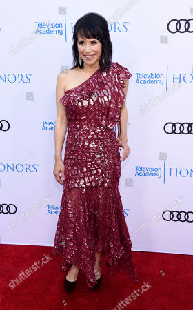 Actress Lauren Tom poses at the 11th Annual Television Academy Honors, in Los Angeles