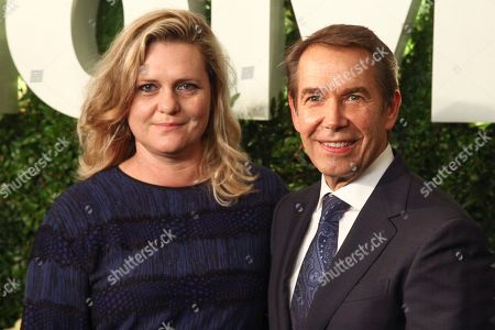 Stock Picture of Justine Wheeler, Jeff Koons
