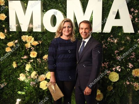 Editorial photo of MoMA's 2018 Party in the Garden, New York, USA - 31 May 2018