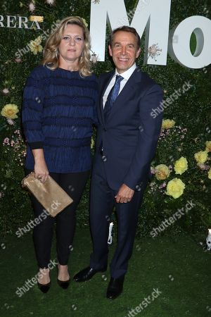 Editorial image of MoMA 'Party in the Garden', New York, USA - 31 May 2018