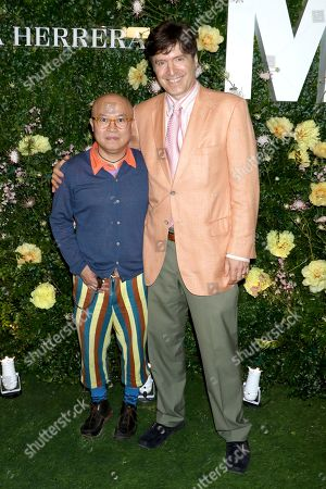 Stock Image of Phong Bui and Lawrence Benenson