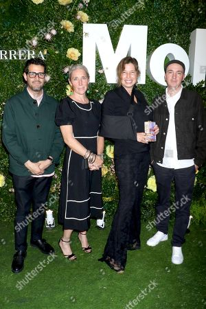 Editorial photo of MoMA 'Party in the Garden', New York, USA - 31 May 2018