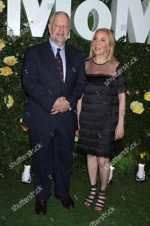 David Rockefeller Jr and Susan Cohn Rockefeller