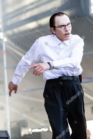 Stock Picture of Sparks - Ron Mael