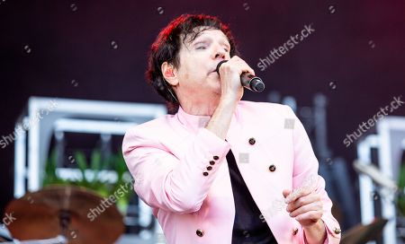 Stock Picture of Sparks - Russell Mael