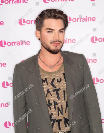 Stock Photo of Adam Lambert