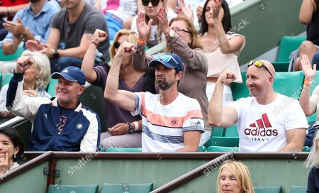 Editorial picture of French Open Tennis Championships, Day Six, Roland Garros, Paris, France - 1 June 2018