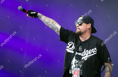 Stock Picture of Joel Madden