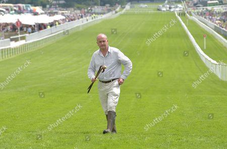 Editorial photo of Epsom Races, Horse Racing, Epsom Racecourse, UK - 01 Jun 2018
