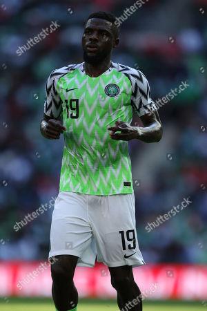 Editorial photo of England v Nigeria, International Football Friendly, Wembley Stadium, London, UK - 02 Jun 2018