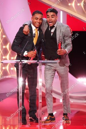 Theo Graham and Malique Thompson-Dwyer - Best On-Screen Partnership