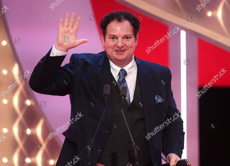 Stock Picture of Ian Midlane - Best Comedy Performace