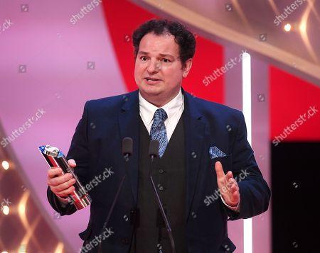 Stock Photo of Ian Midlane - Best Comedy Performace