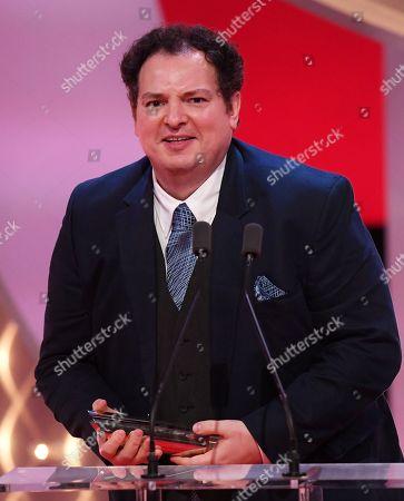 Editorial picture of British Soap Awards, Show, Hackney Empire, London, UK - 02 Jun 2018