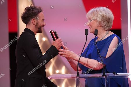Jack P Shepherd - Best Actor - presented by Wendy Craig