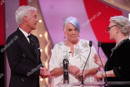 Editorial photo of British Soap Awards, Show, Hackney Empire, London, UK - 02 Jun 2018