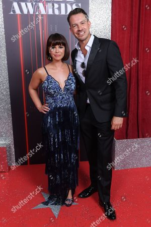 Jessica Fox and Ashley Taylor Dawson