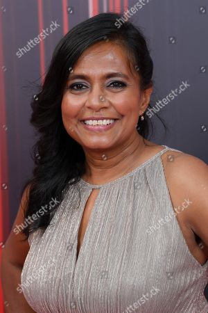 Editorial picture of British Soap Awards, Arrivals, Hackney Empire, London, UK - 02 Jun 2018