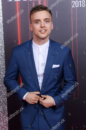 Stock Picture of Parry Glasspool