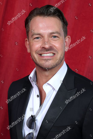 Editorial image of British Soap Awards, Arrivals, Hackney Empire, London, UK - 02 Jun 2018