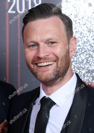 Stock Picture of Daniel Jillings