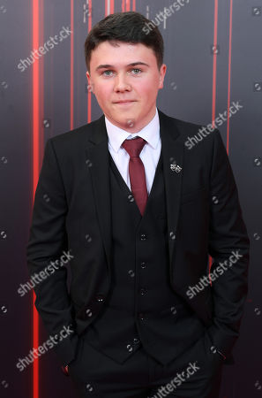 Stock Picture of Daniel Kerr