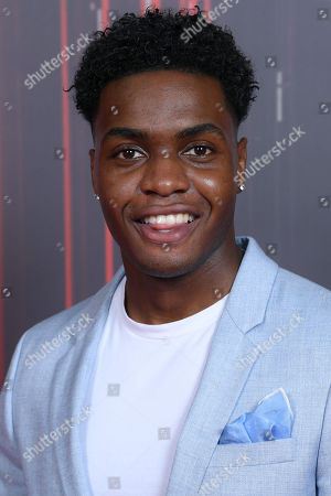 Stock Image of Duayne Boachie