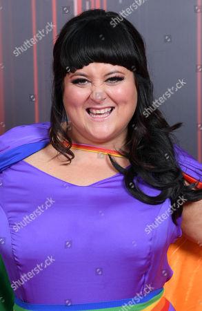 Stock Picture of Jessica Ellis