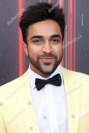 Stock Picture of Navin Kundra