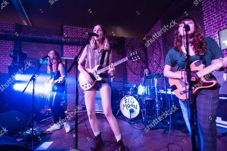 The Big Moon - Celia Archer, Juliette Jackson, Soph Nathan, Fern Ford