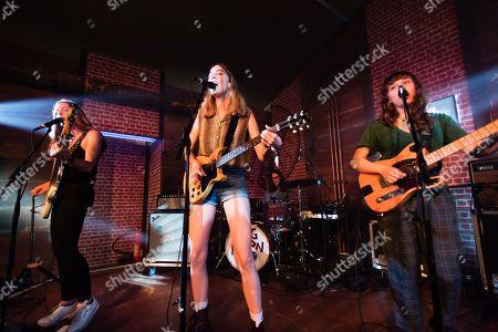 The Big Moon - Juliette Jackson, Celia Archer, Soph Nathan, Fern Ford