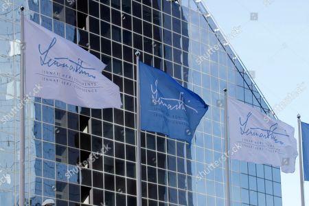 Editorial image of Lennart Meri Conference in Tallinn, Estonia - 01 Jun 2018