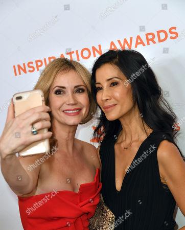 Ashley Jones and Lisa Ling