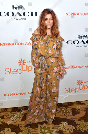 Editorial picture of 'Step Up' Inspiration Awards, Arrivals, Los Angeles, USA - 01 Jun 2018