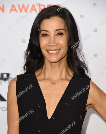 Lisa Ling arrives at the Inspiration Awards benefiting Step Up at the Beverly Wilshire Hotel, in Beverly Hills, Calif