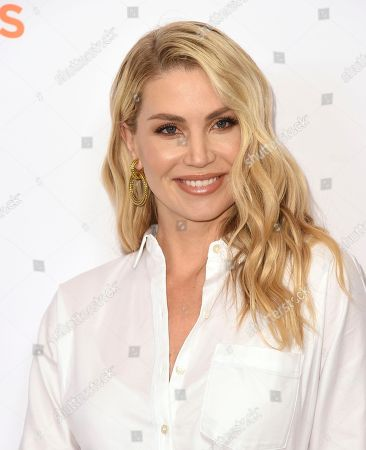 Willa Ford arrives at the Inspiration Awards benefiting Step Up at the Beverly Wilshire Hotel, in Beverly Hills, Calif