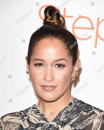 Editorial image of 'Step Up' Inspiration Awards, Los Angeles, USA - 01 Jun 2018