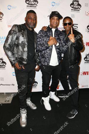 Big Daddy Kane, Marley Mar, Doug E Fresh