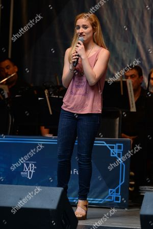 Stock Picture of Christy Altomare