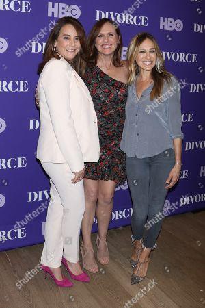 Talia Balsam, Molly Shannon, Sarah Jessica Parker