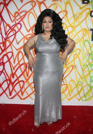 Editorial photo of Champions of PRIDE event, Los Angeles, USA - 01 Jun 2018