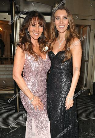 Linda Lusardi and Lucy Kane