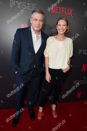 Holt McCallany, Anna Torv