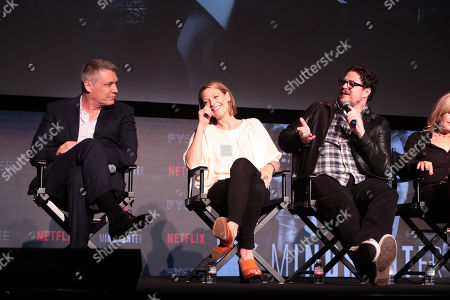Holt McCallany, Anna Torv, Cameron Britton