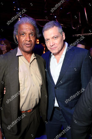 Elvis Mitchell, Moderator, Holt McCallany