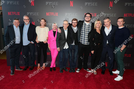 Editorial photo of Netflix FYSEE 'Mindhunter' TV Show Panel, Los Angeles, CA, USA - 01 Jun 2018